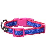 "Blueberry Pet Chic & Fashionable Statement Dog Collar, Neck 12""-16"", Sma... - $14.69"