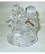 Marquis Waterford Crystal Figurine Santa Series Elves Making Toys n Orig... - $9.95