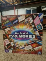 Best of TV & Movies 20064168 Spin Master 2 to 6 player game adult new - $12.99