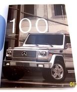 2003 mercedes G55 AMG G500 owners sales brochure new original - $21.93