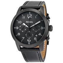 Fossil Pilot 54 Chronograph Black Dial Men's Watch FS5157 - $234.60