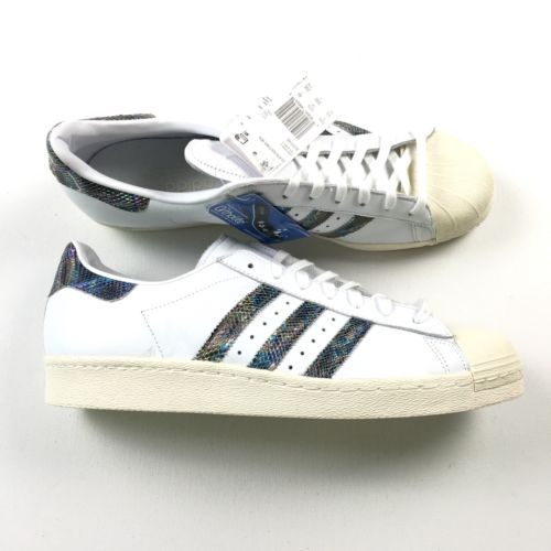 best service 69480 c44c9 Adidas Hombre Superstar 80 S Zapatos 13 Arte and 28 similar items
