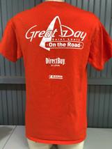 KMOV TV Station St. Louis Great Day Orange Medium T-Shirt - £11.33 GBP