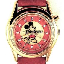 "MIckey Disney ""Indi glow Light"" Easy Read 24 Hour Unworn Collectors Watc... - $123.60"