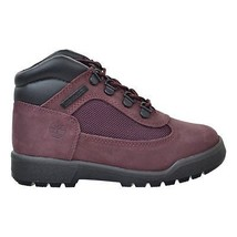 Timberland Little Kids Field Boot Burgundy A1AMK - $79.99