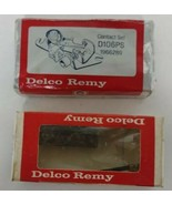 NOS 1968-1971 DELCO REMY Points & Condenser SET - $34.64
