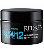 Redken Rough Paste 12 Texturizing Hair Paste   For All Hair Types   Prov... - $11.45
