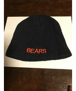 Chicago Bears Pre-owned Knit Beanie Winter Hat Toque Skull Cap - $6.00