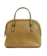 NWT Gucci 341504 Convertible Mini Dome Leather Crossbody Bag, Whisky - $10.830,13 MXN