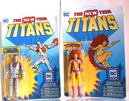 Exclusive DC Legion Of Collectors Funko The New Teen Titans Cyborg & Sta... - $19.95