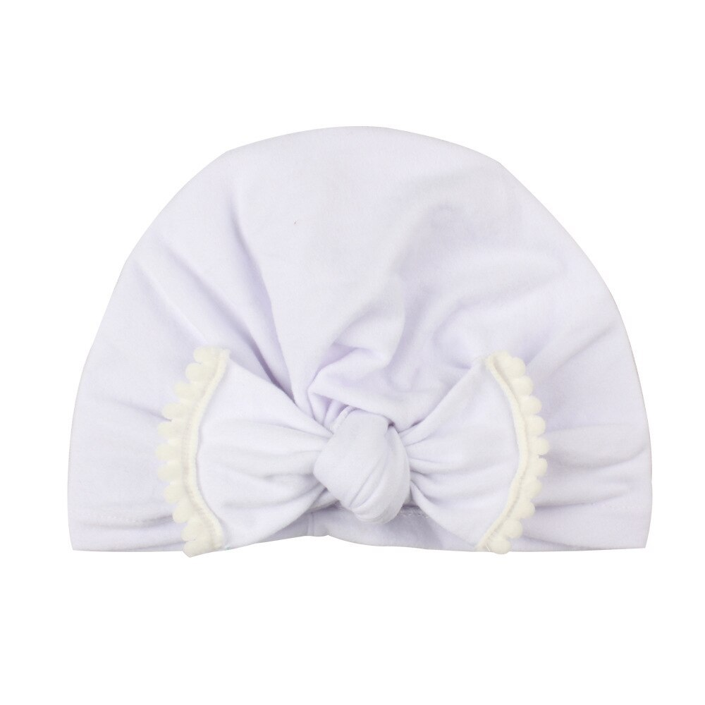 Primary image for Infant Newborn Kids Baby Hats Turbans Caps Lovely 0-3 Year Old Children Headwear