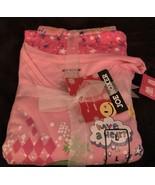 Joe Boxer 3 Piece Have A Heart Pajamas Women's SZ LG Valentine New - $20.00