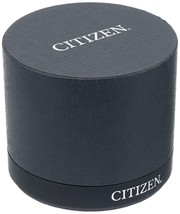 Citizen World Time Black Dial Stainless Steel Men's Watch BX1000-57E image 2