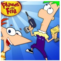 Phineas and Ferb Lunch Napkins - $6.85