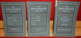 3 The Iowa Engineer 1909 Ames, Iowa - $20.00