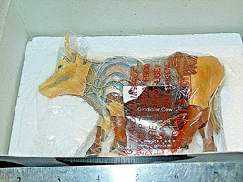 CowParade Gladiator Cow Item # 7249 Westland Giftware AA-191879 Vintage Collect image 2
