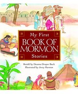My First Book of Mormon Stories [Board book] Buck, Deana Draper and Hars... - $2.31