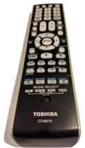 Toshiba CT90275 Factory Original Remote Control  - $10.95