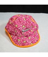 Nike Infant Dri-Fit Hat Pink Orange Green Adjustable - $19.95