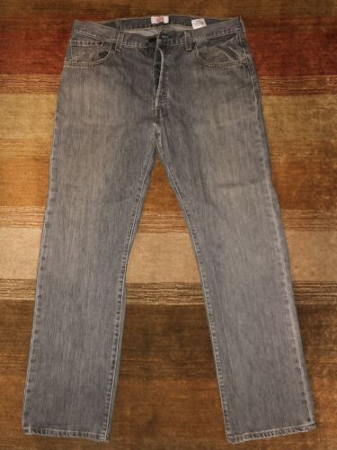 02a087f5 Levis Strauss 501 Straight Button fly Mens and 39 similar items. 12
