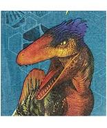 Jurassic World Dessert Napkins 16 Per Package Birthday Party Supplies Am... - $3.81