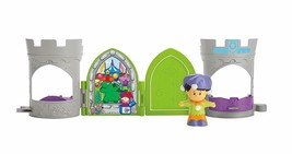 Fisher-Price Little People Jester Pop Open Castle - $11.64