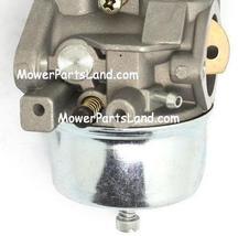 Replaces Husqvarna 10527SBE Snow Blower Carburetor - $38.95