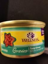 Wellness CAT FOOD 12/3 OZ Complete Health Natural Grain Free Gravies Tun... - $14.95