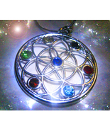 HAUNTED 100,000X ENERGY MAGNET NECKLACE RAISE ALL POWER EXTREME MAGICK S... - $222.77