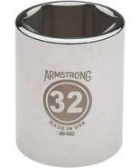 "1/2"" Drive, 32mm Standard Hand Socket 39-032 - $13.09"