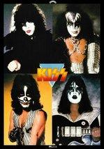 KISS Band Custom 24 x 35 Japan Dynasty Promo Poster - Original Style w R... - $50.00
