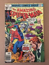 Amazing Spider-Man #170 Marvel Comic Book 1977 VF/VF+ Condition - $8.99