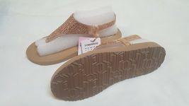 Womens Skechers 31560 Cali Meditation Rock Crown  Sandals Flip Flops size 8M image 4