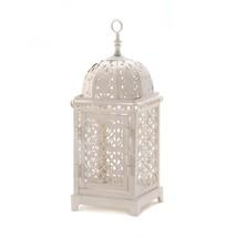 lantern outdoor, Moroccan Aura metal decorative floor patio outdoor lant... - $23.19