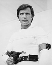 Gil Gerard Buck Rogers In The 25Th Century 16X20 Canvas Giclee - $69.99