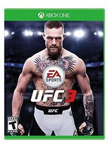 EA SPORTS UFC 3 - Xbox One [video game] - $10.39