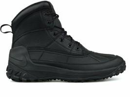 NIKE KYNWOOD BOOTS BLACK SIZE 8.5 BRAND NEW FAST SHIPPING (862504-001) - $114.55