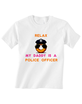 Police Officer Toddler T-Shirt Donuts Tshirt - $15.00