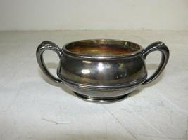 R. Wallace Silver Soldered 0324 9oz Sugar Bowl - $45.90
