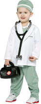 Toddler 3T-4T /NWT Future Doctor Halloween or Pretend Play Costume - $44.50