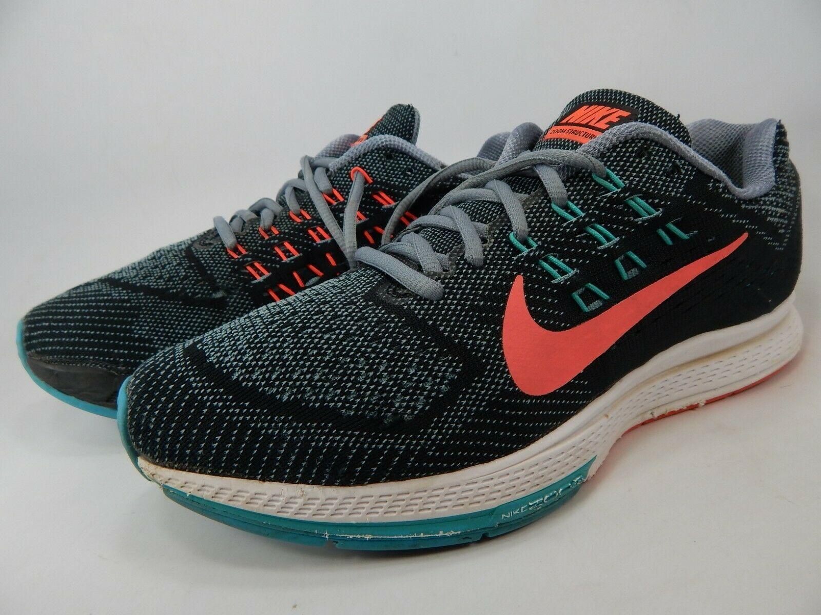 28656eedc0c9 Nike Air Zoom Structure 18 Size 9 M (B) EU 40.5 Women s Running ...