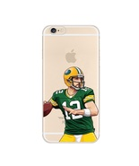 "FCM Sports Phone Covers ""Mr Rodgers"" Football Clear TPU iPhone Cases  - $19.98"