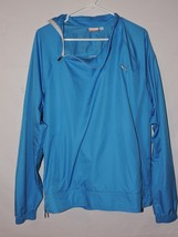 Puma USP Dry Jacket Lightweight Mens L Pullover Windbreaker Gym Athletic Workout - $21.68