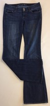 American Eagle 4 Long Jeans Artist Boot Cut Medium Wash Denim Women's - $22.99