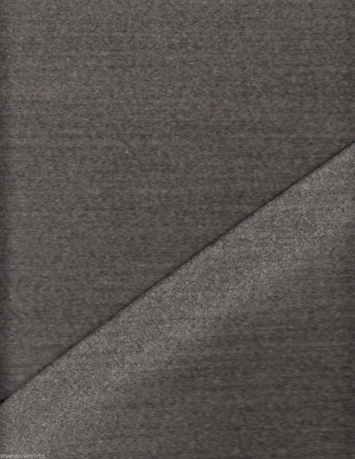S Harris Mid Century Lambourne Heather Gray Upholstery Fabric 5 yds DD4