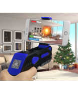 NEW AR VR Virtual Reality Bluetooth Gun w/ Augmented Reality Technology-... - $14.15