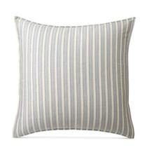 Ralph Lauren Graydon Bold Stripe Euro Pillow Sham - $39.59