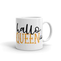 New Mug - halloqueen queen halloween spider coffee Mug funny coffee - £8.52 GBP+
