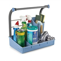Polder Under-Sink Cleaning Supplies Organizer/Storage Caddy with Adjusta... - €21,83 EUR