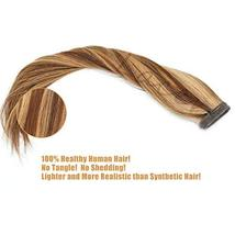 Lacer Balayage Blonde Ponytail Extension Clip in Ponytail Hair Extensions Remy H image 6
